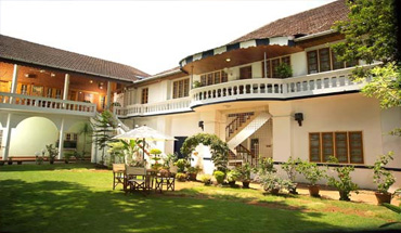 Hotel Fort Heritage